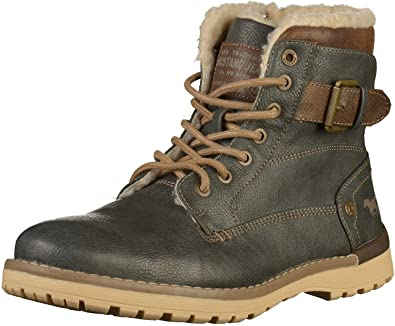 premium selection f8d29 aab63 Mustang Men's's 4092-602-259 Ankle Boots