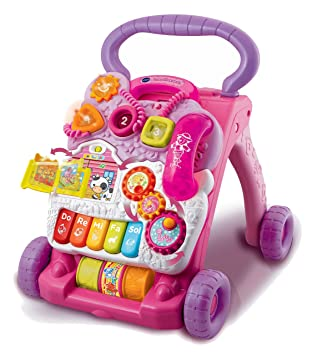 VTech Baby - Correpasillos andandín 2 en 1, andador de bebé ...
