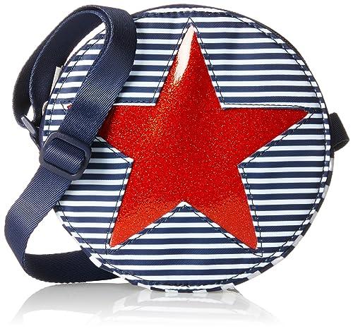 Star Tommy Hilfiger Poppy redondo Mochila niñas Azul Girl Crossover para corporativo Kids rIUq6Iw7