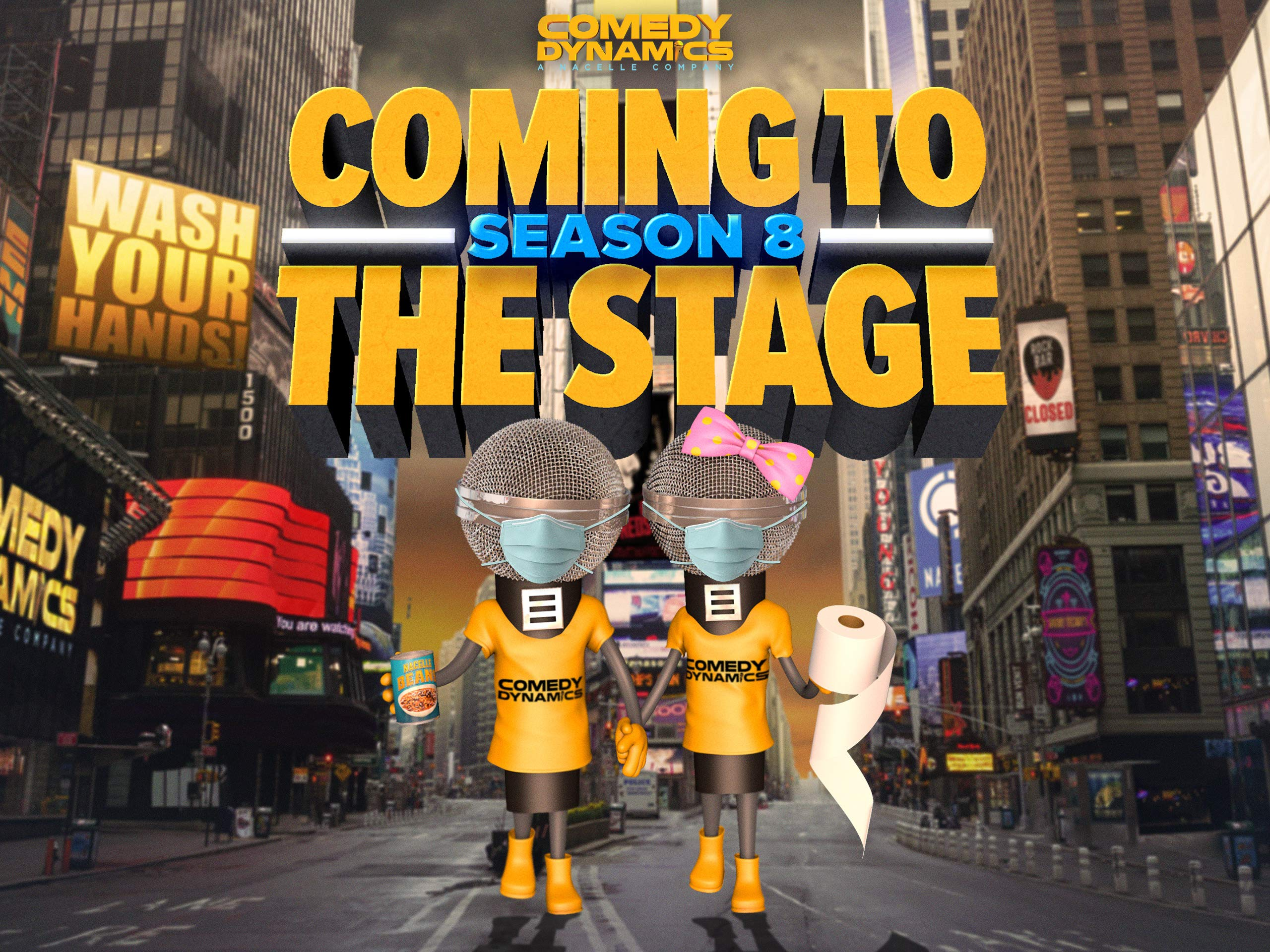 Coming To The Stage on Amazon Prime Video UK