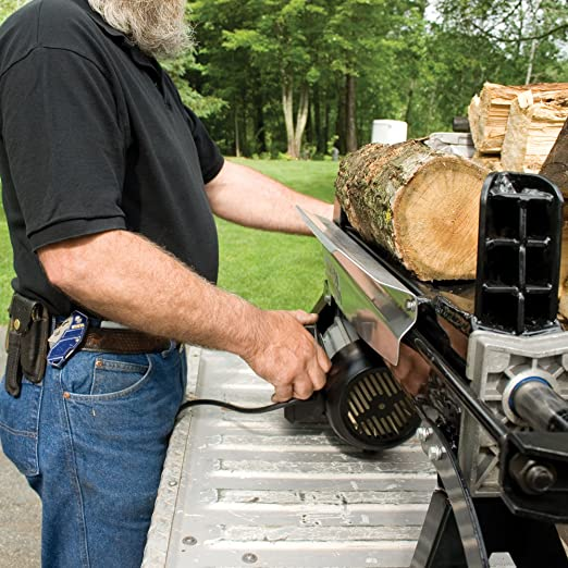 earthquake 5 ton log splitter review