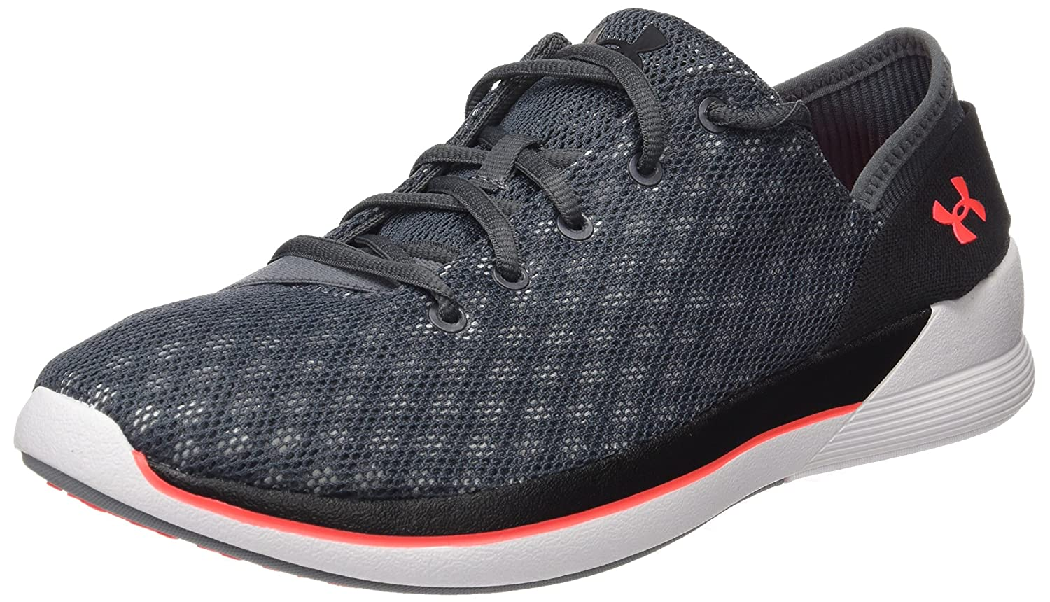 Under Armour Women's Rotation Cross-Trainer Shoe B01MQW61SC 9 M US|Rhino Gray (076)/Black
