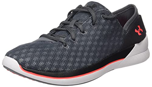UA W Micro G Press TR, Zapatillas de Deporte Exterior Para Mujer, Gris (Rhino Gray 076), 40 EU Under Armour