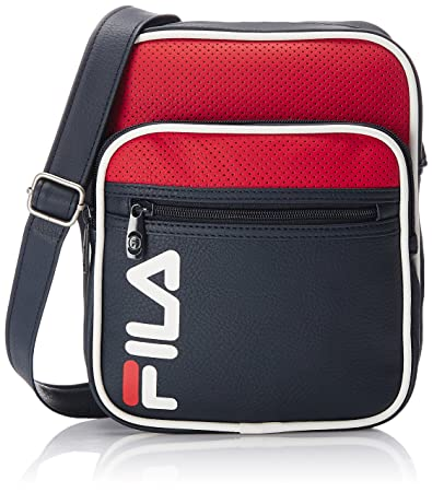 Fila Synthetic Peacoat Messenger Bag (13000844)  Amazon.in  Bags ... a8f81c38bfdf2