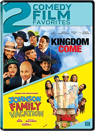 Kingdom Come Johnson Family Vacation DVD Region 1 US Import