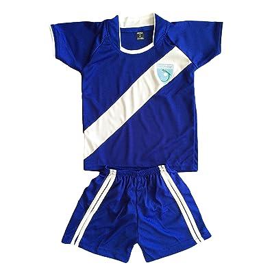 Kids Guatemala Jersey+Shorts Soccer/Football Blue