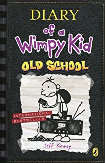 Diary of a wimpy kid the getaway book 12 amazon jeff diary of a wimpy kid old school diary of a wimpy kid 10 solutioingenieria Choice Image