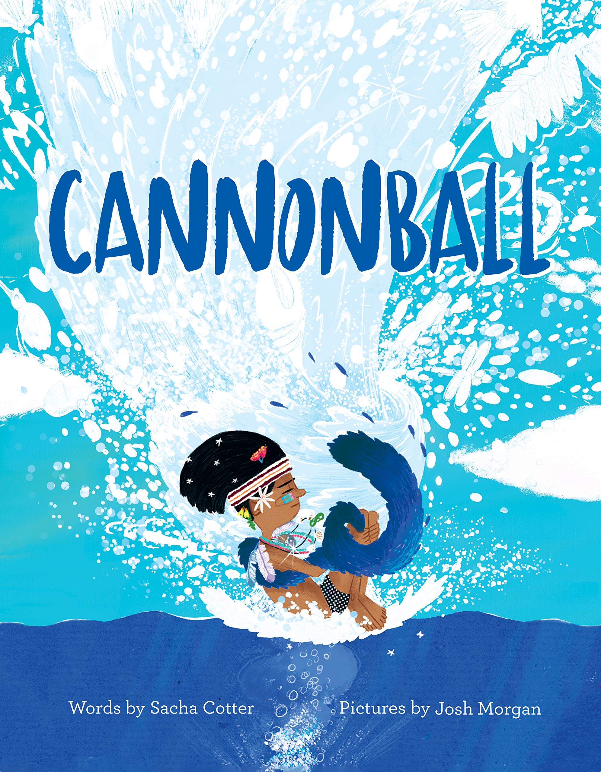 Cannonball: Cotter, Sacha, Morgan, Josh: 9781728217567: Amazon.com ...