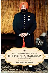 Captain Amarinder Singh: The People's Maharaja - An Authorized Biography Hardcover