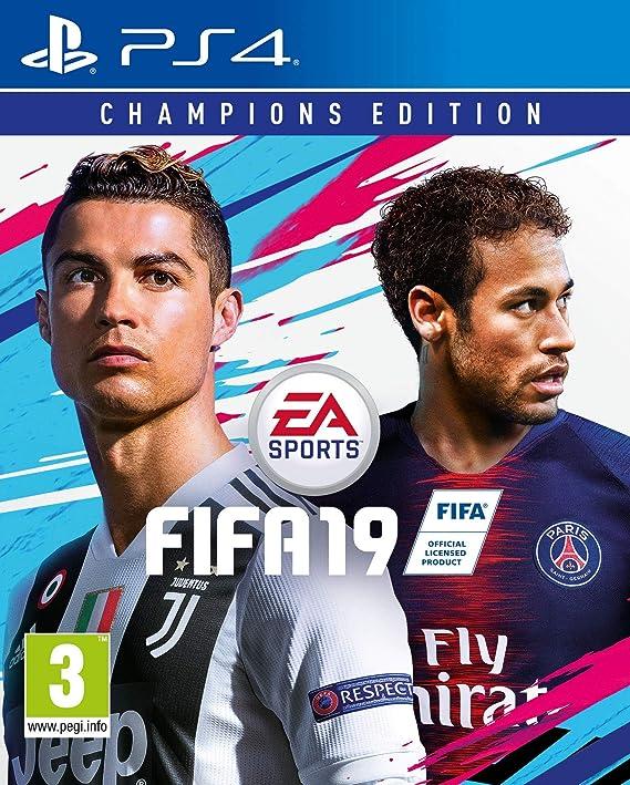 FIFA 19 Champions Edition 1TB PS4 - Early Access Bundle - PlayStation 4 [Importación inglesa]: Amazon.es: Videojuegos