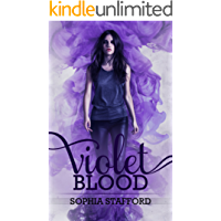 Violet Blood (The Cure Academy Book 1)