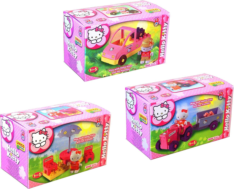 Hello Kitty Unico MINISET TERR