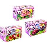 UNICOPLUS 8666 – 00HK – displayfigurer Hello Kitty (sorterad produkt, slumpmässigt motiv mellan de tre synliga i bild)