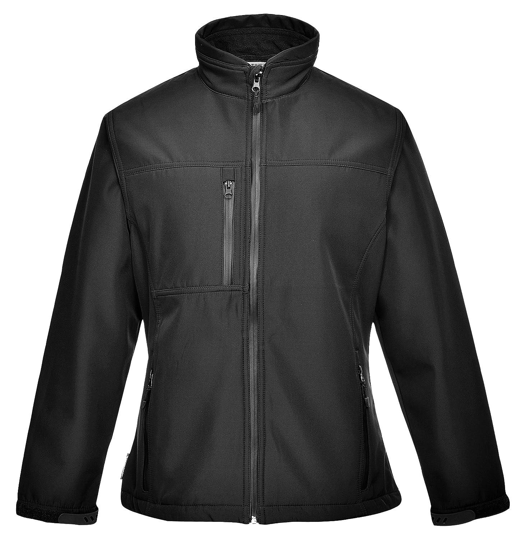 Portwest Workwear Mens Charlotte Softshell Jacket