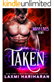 Taken: Paranormal Wolf Shifter Romance (Many Lives Book 2)