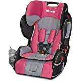 RECARO Performance SPORT Combination Harness to Booster, Rose