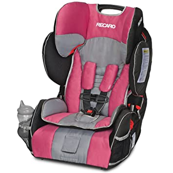 Recaro Performance Sport >> Recaro Performance Sport Combination Harness To Booster Rose