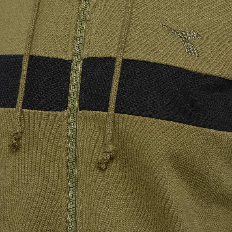 Diadora - Chandal HD FZ Cuff Suit Brushed FL para Hombre ES L ...
