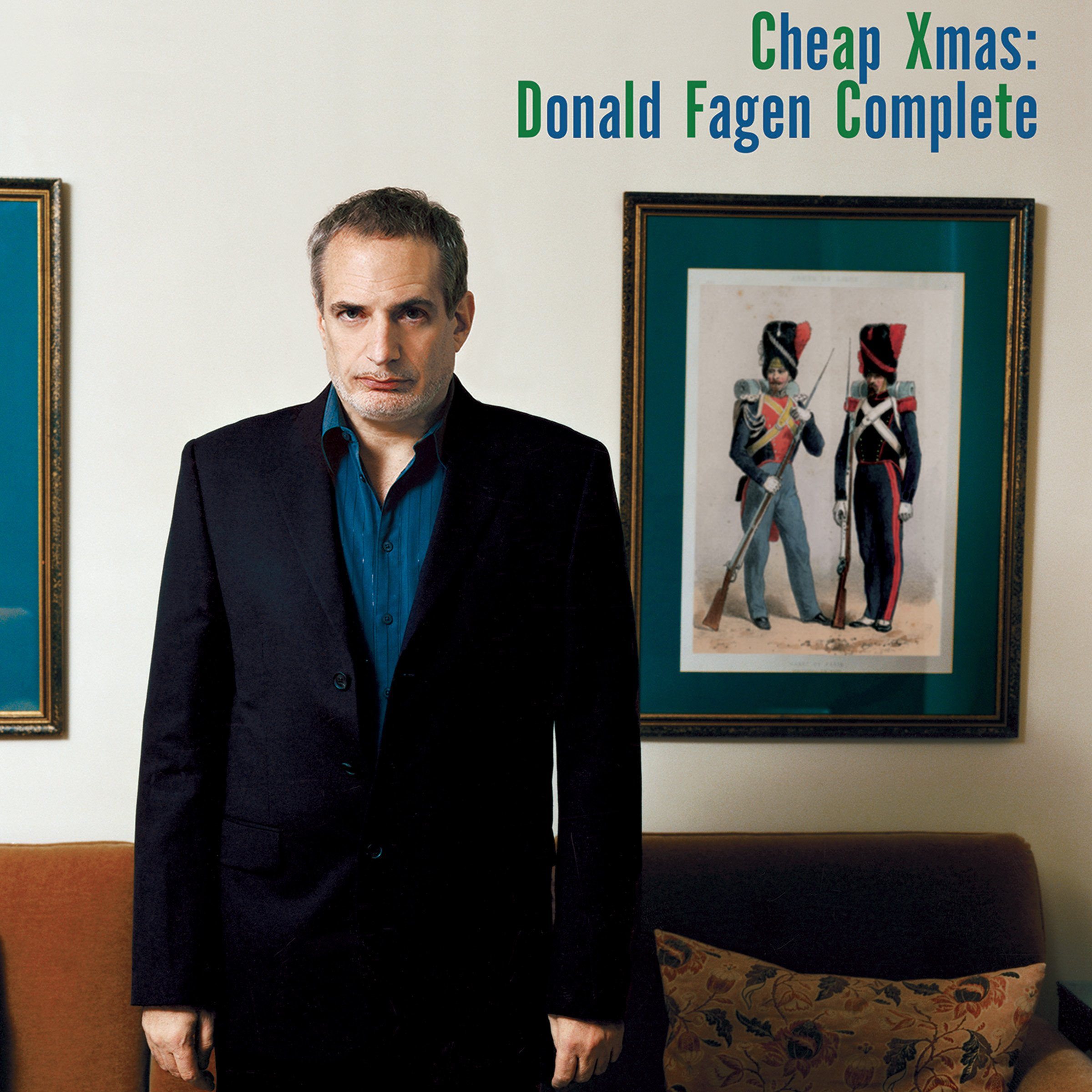 Cheap Xmas: Donald Fagen Complete (7LP 180 Gram Vinyl) by Rhino/Warner Bros.