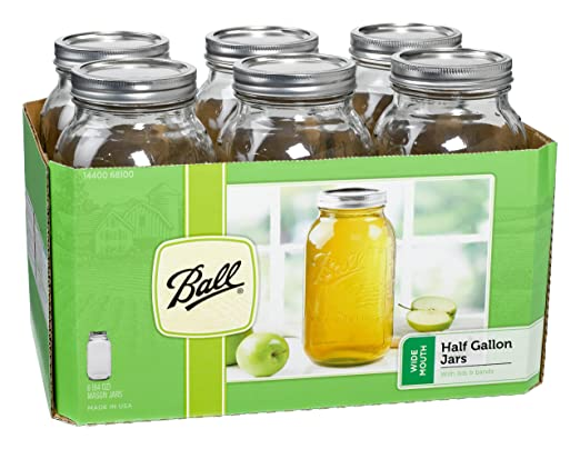 Ball Mason 4oz Quilted Jelly Jars with Lids and Baands, Set of 12: Amazon.es: Hogar