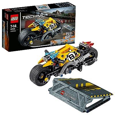 LEGO Technic Moto acrobática - Juegos de construcción, 7 año(s), 140 Pieza(s), 14 año(s): Juguetes y juegos