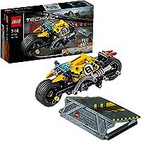 Lego Technic - La moto du cascadeur - 42058 - Jeu de Construction