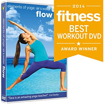 Amazon.com: Flow Yoga: Elements of Yoga: Air and Water with ...