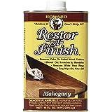 Howard RF5016 Restor-A-Finish, 16-Ounce, Mahogany