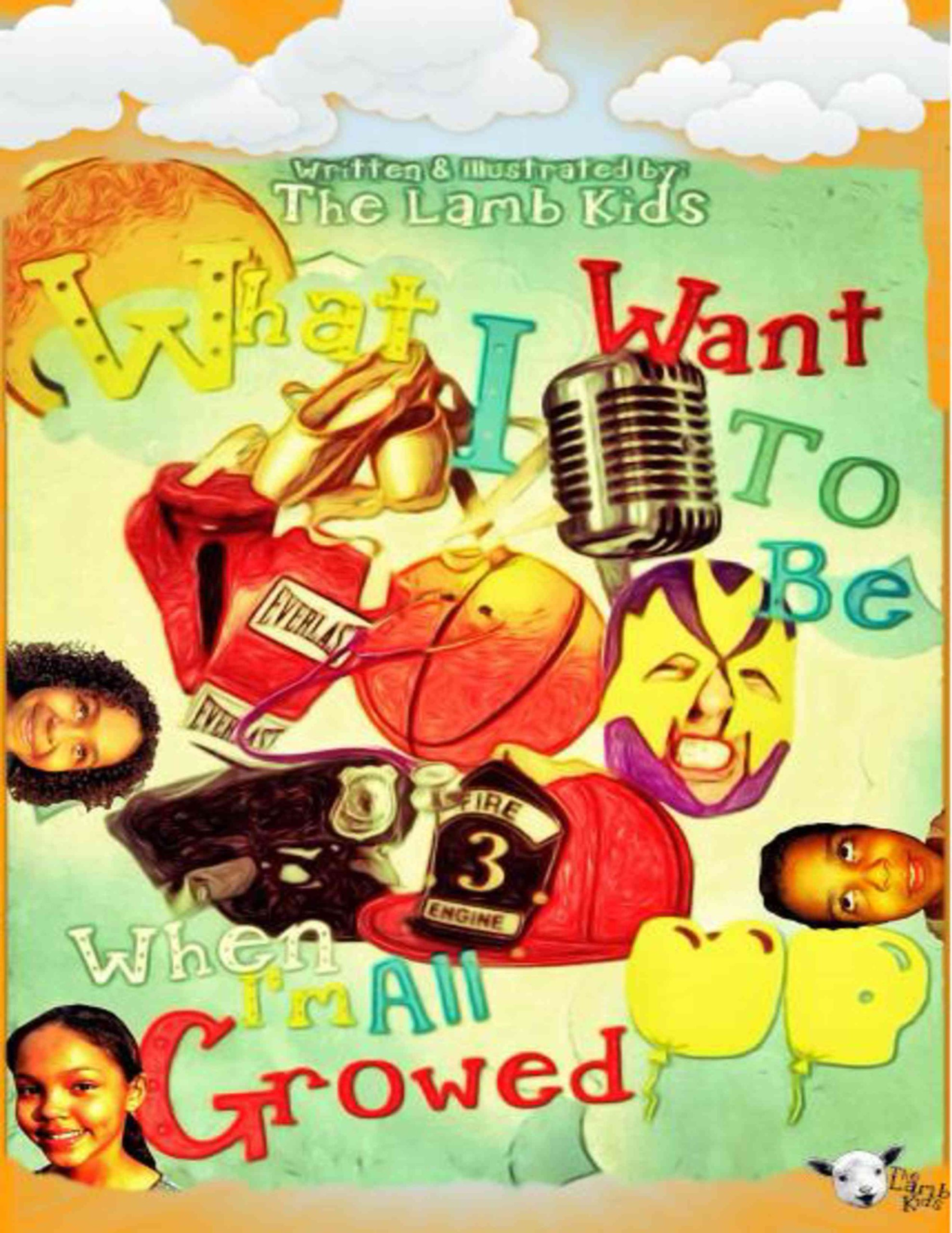 What I Want To Be When I'm All Growed Up (English and Spanish Edition) pdf epub