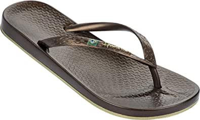 IPANEMA Brilliant III Womens thongs, Brown