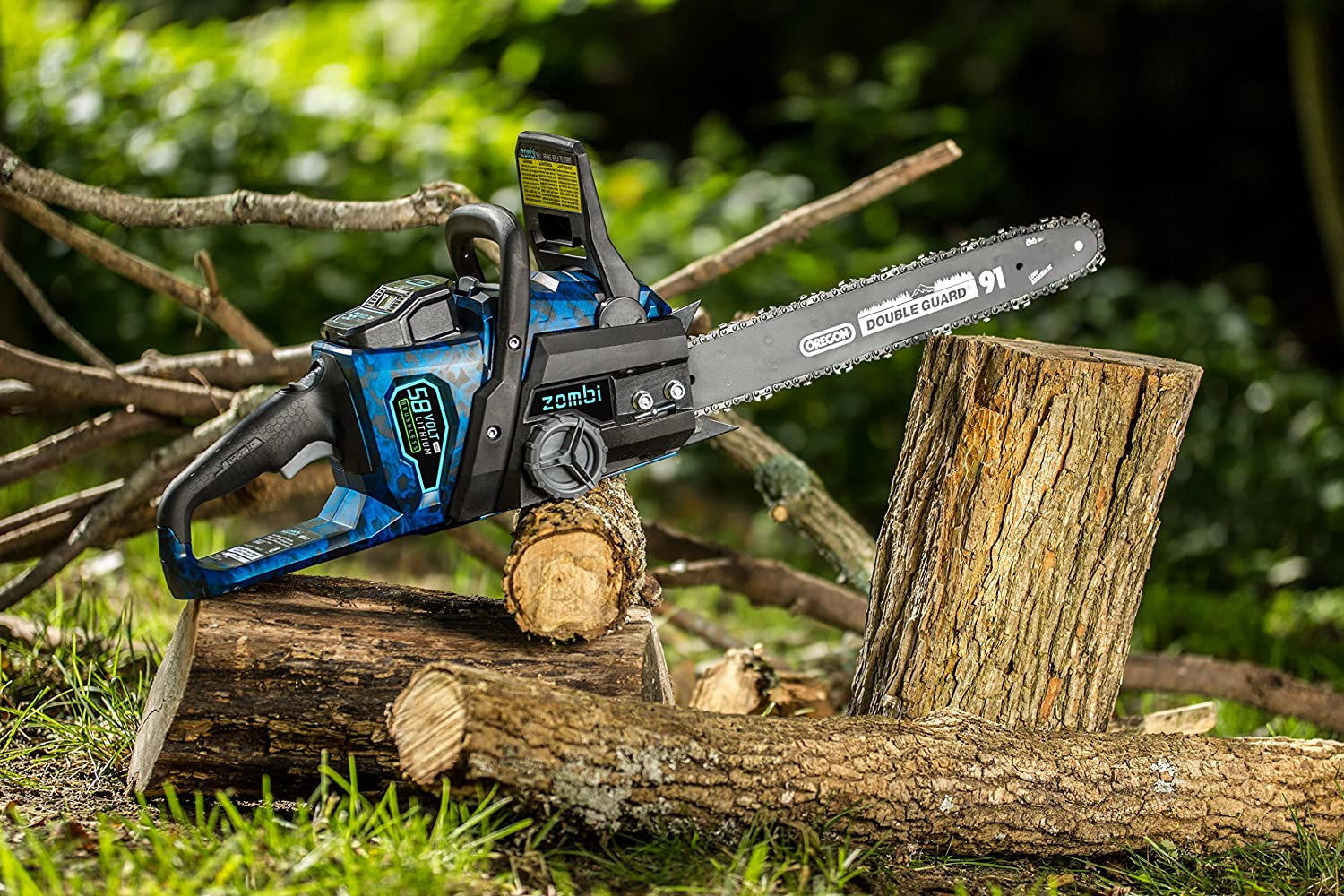 Zombi Power Tools ZCS5817 Chainsaws product image 2