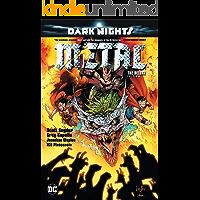 Dark Nights: Metal: Deluxe Edition (Dark Nights: Metal (2017-2018)) book cover