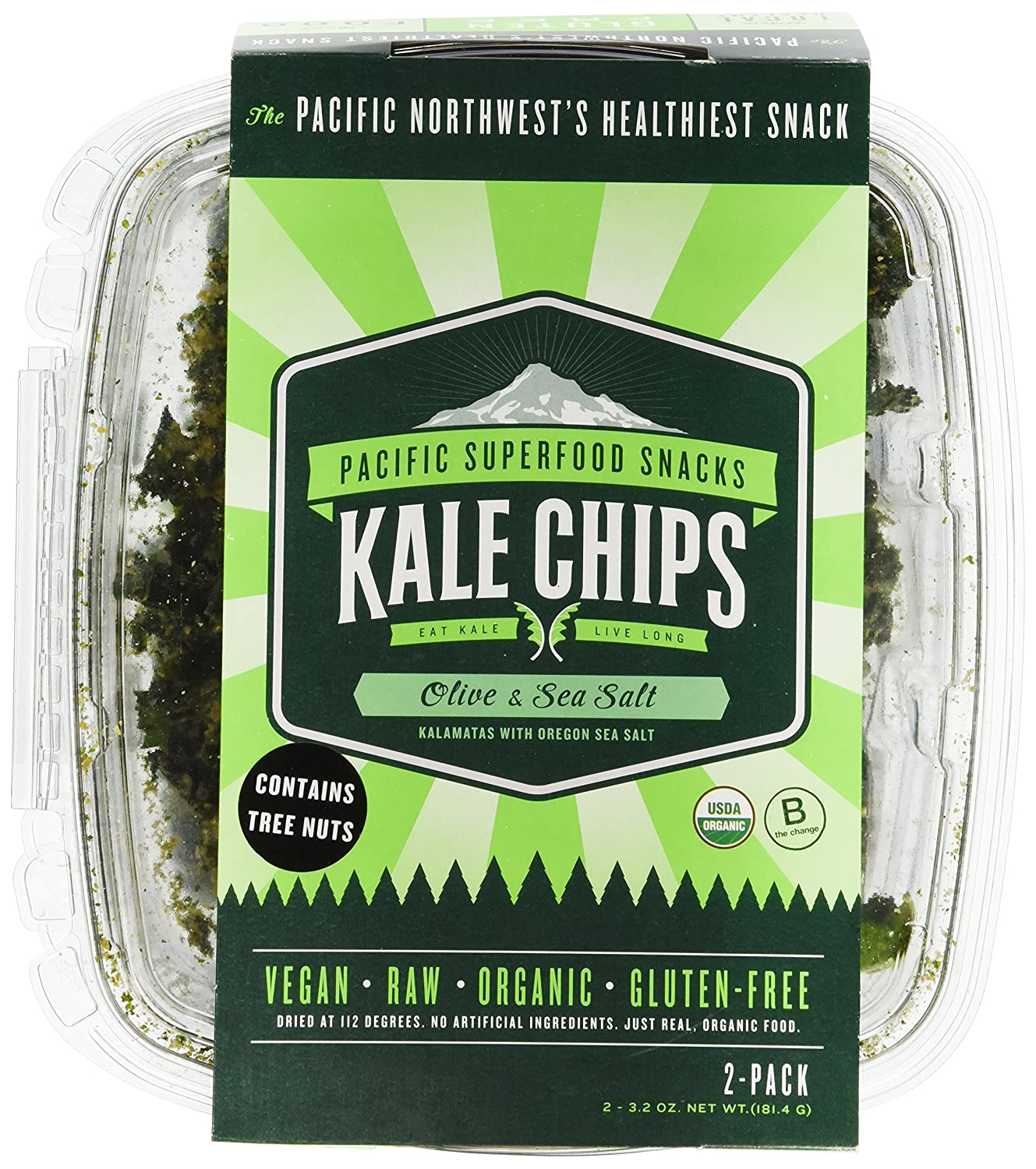 Made In Nature Kale Chips Review