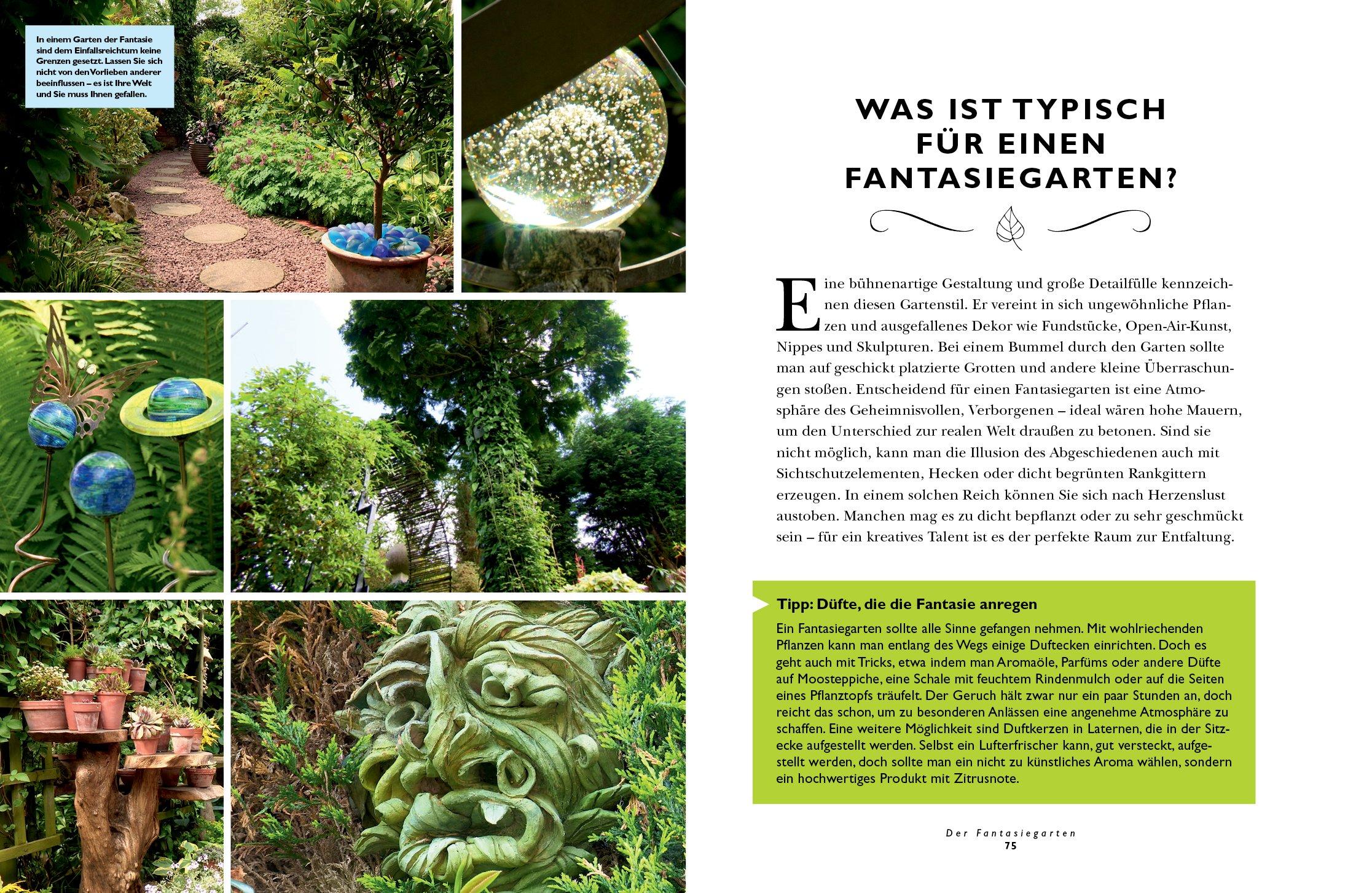 Gartenstile & Gestaltung: 9783831025350: Amazon.com: Books