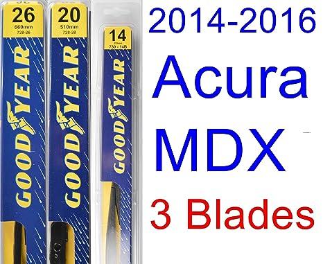 Amazon.com: 2014 – 2016 Acura MDX – Conjunto ...