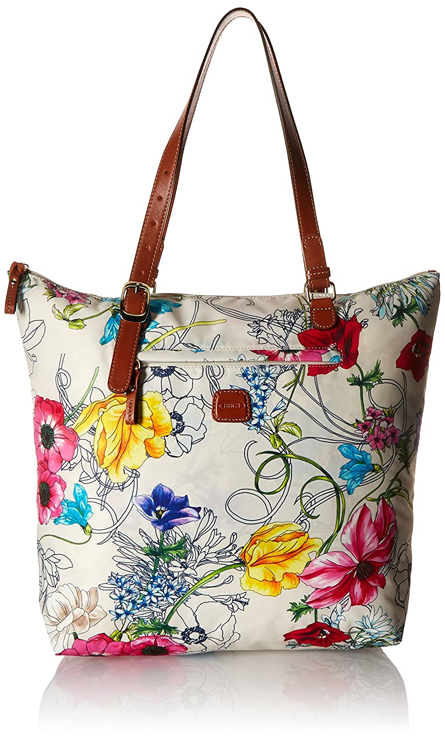f7293ee2668 Bric's X-Bag Large Sportina Shopper Travel Totes, Floral