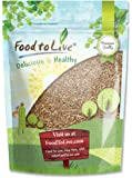 Cumin Seeds Whole by Food to Live (Kosher, Bulk) — 1 Pound