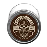 Fisticuffs Pine Scent Strong Hold Mustache Wax 1