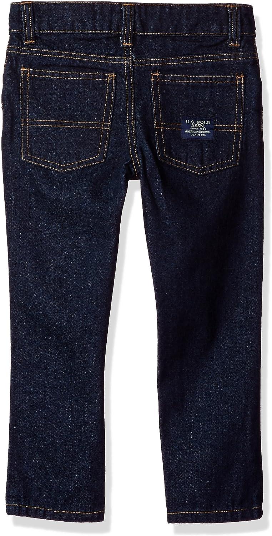 T-Shirt and Pant Set P50610M1 U.S Polo Assn Boys Short Sleeve