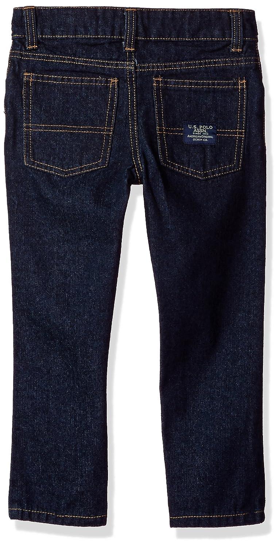 Boys Short Sleeve T-Shirt and Pant Set P50610M1 Polo Assn U.S