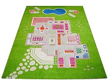 little helper alfombra infantil de juegos en d x cm