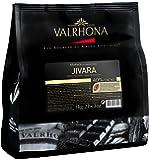 Valrhona - Fèves chocolat lait Valrhona jivara 1kg