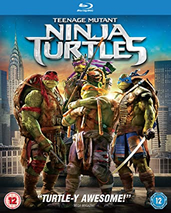 Teenage Mutant Ninja Turtles [Italia] [Blu-ray]: Amazon.es ...
