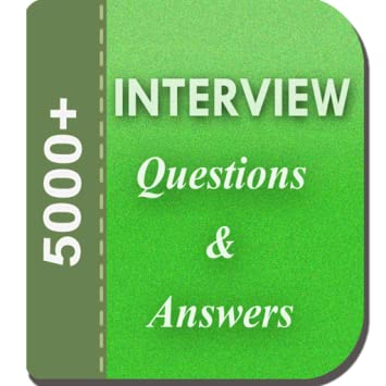 Amazon com: Interview Questions and Answers: Appstore for