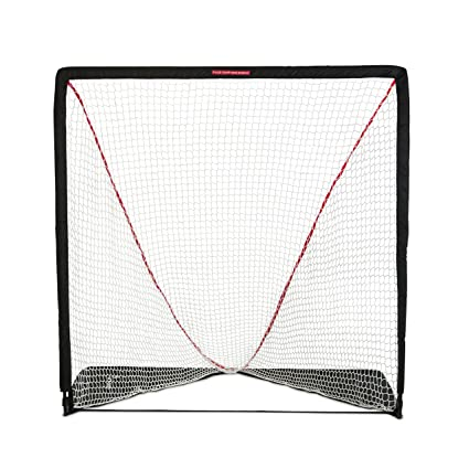 Rukket Rip It Portable Lacrosse Goal | Pop Up Lax Net For Backyard Shooting  | Collapsible