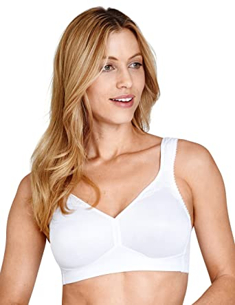 75d88e500019e Amazon.com  Miss Mary Of Sweden Smoothly Non-Wired Bra  Clothing