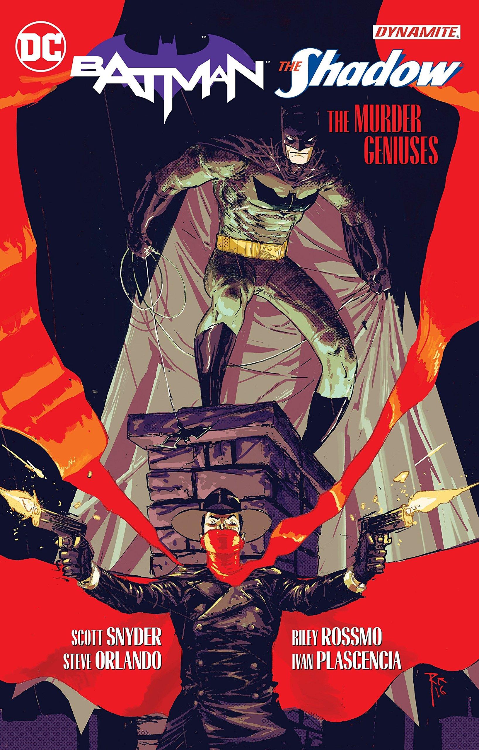 Read Online Batman/The Shadow: The Murder Geniuses ebook