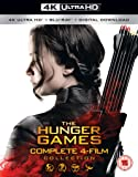 The Hunger Games Complete Collection 4K UHD
