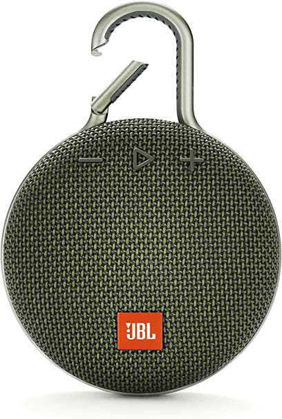 Altavoz inalámbrico portátil JBL Clip 3