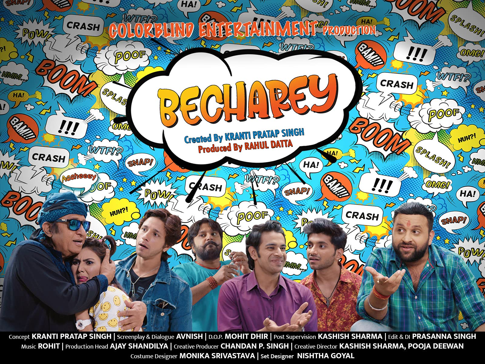 Becharey - Season 1